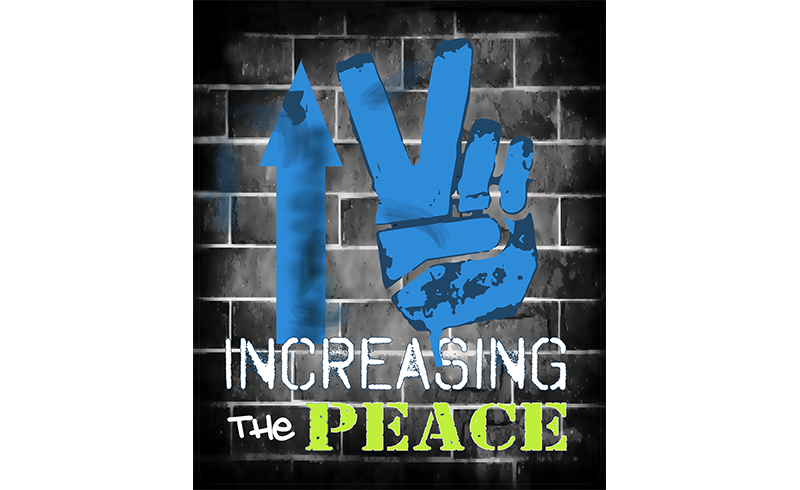 IncreasingThePeace.com site logo